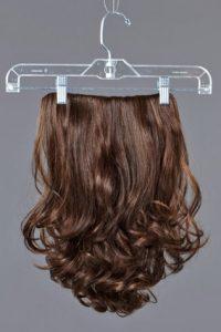 hướng dẫn sử dụng Tóc kẹp bằng tóc thật